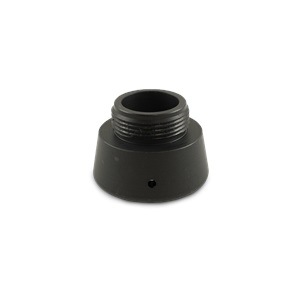 Recessed Push Button Handle Cap