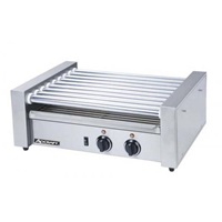 Adcraft 24 Hot Dog Roller Grill