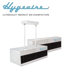 Hygeaire® UV Indirect Air Disinfection Units