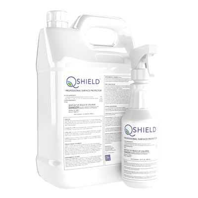 Q Shield™ Professional Surface Protector