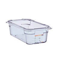 Araven 07819 4 L 1/3 Size Polypropylene Airtight Containers