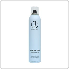 J Beverly Hills Hold Me Firm Finishing Hair Spray, Retail