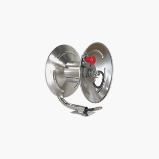 Stainless Steel 200ft Hose Reel