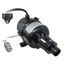 BLOWER: 120V 60HZ WITH BUILT IN CONTROL AND NEMA CORD