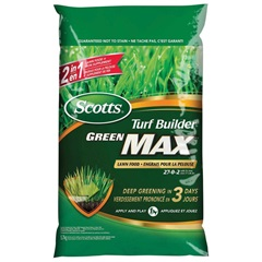 Scotts Turf Builder  Green Max