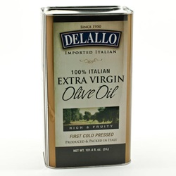 Olive Oil, Extra Virgin - 3 liter