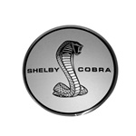 1968 Shelby Gas Cap Emblem (GT350/500 Emblem only)