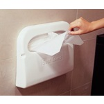 TOILET SEAT COVERS AND DISPENSERS
