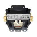CONTACTOR: 220V DPST 50AMP