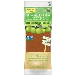 Stretch Island® Apple Fruit Leather - .5oz (30 Count)