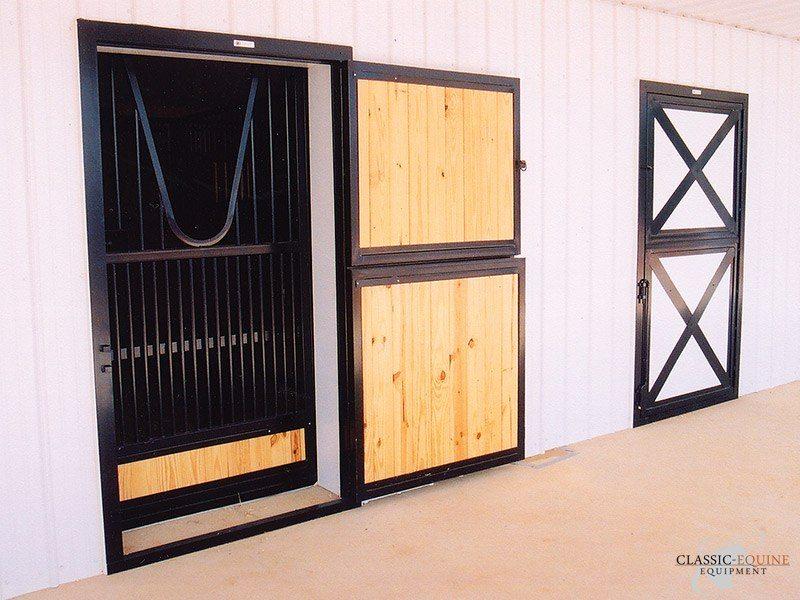 Interior Stall Doors & Interior Horse Stall Doors | Classic Equine Equipment
