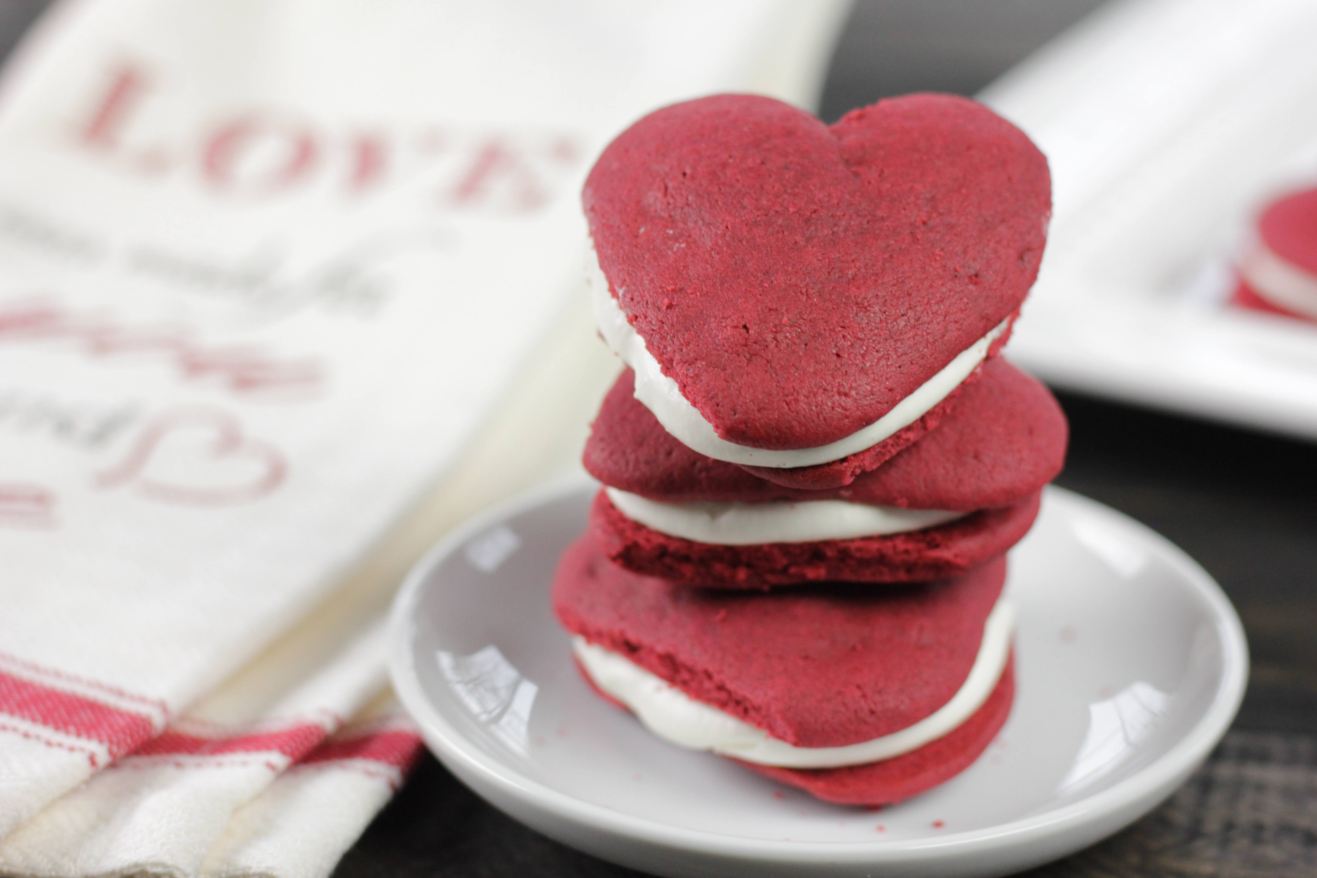 Usa Pan 174 Recipe Red Velvet Moon Pies