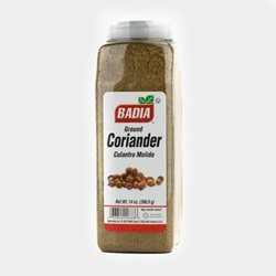 Coriander, Ground
