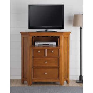 30562 CHERRY OAK CORNER TV CONSOLE