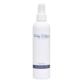 8oz Vanity Bottle, Body Eclipse Club, Imperial White