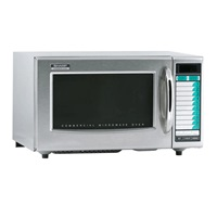 Sharp R-21LVF Medium Duty Microwave