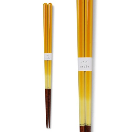 Chopsticks Ombre Yellow
