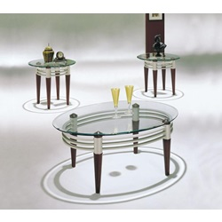 08137_KIT MARSEILLE 3PC COFFEE/END TABLE