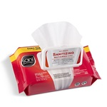 No-Rinse Sanitizing Multi-Surface Wipes Softpack (Sani-Professional)