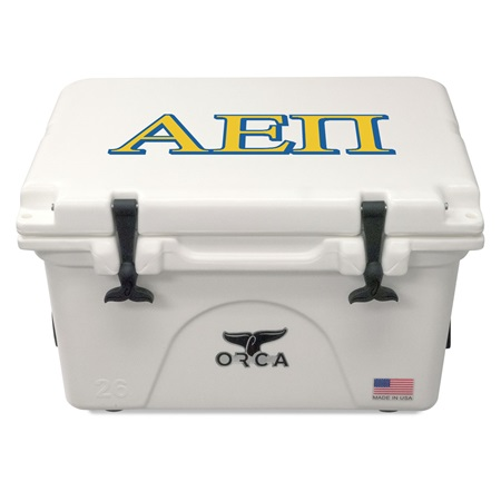 Alpha Epsilon Pi White 26 Quart