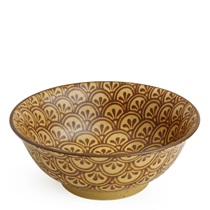 "Sepia 8"" Flower Bowl"