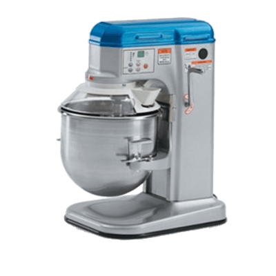 Vollrath Gear-Driven 10 qt Mixer w/Guard