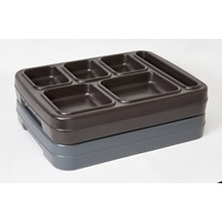 Cook's 630-120RC Gorilla Raised Compartment