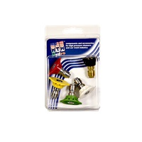 MTM Hydro Stainless Steel 5 pack of 8.5 QC Nozzles