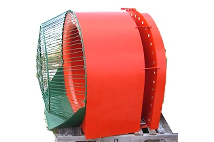 Rears 1,000 Gallon Powerblast Sprayer Complete Fan Housing