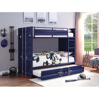 37900 Cargo Twin Over Twin Bunk Bed