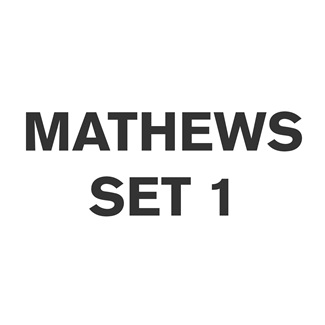 Mathews Flail Set 1