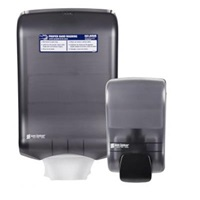 San Jamar Hand Washing Station Value Pack