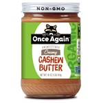 Cashew Butter, Smooth (Organic) - 16 oz