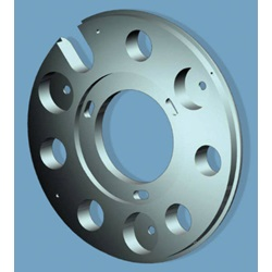 Electrode Mounting Plate
