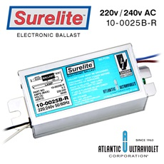 Ballast:Surelite™ Cold Cathode 220-240v 50/60Hz 100 mA