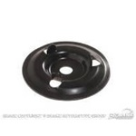 Styled Steel Wheel Spare Tire Hold Down Plate