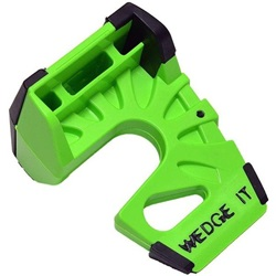 Wedge-It Door Stop - Green