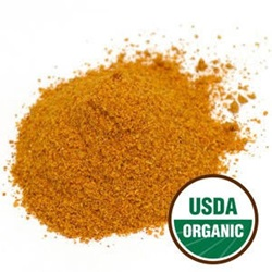 Organic Cayenne Pepper Powder Pouch 2 oz (35k HU)