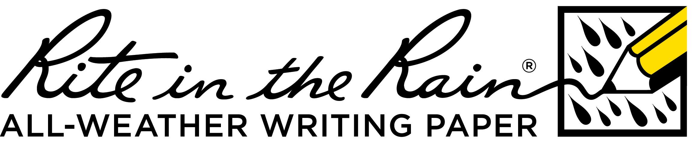 Výsledek obrázku pro rite in the rain logo