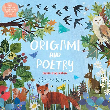 Book - Origami & Poetry: Inspired by Nature