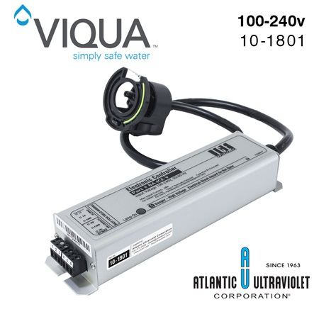 BA-ICE-V Controller for VIQUA
