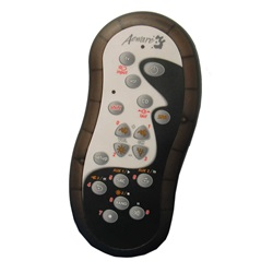 AUDIO: IN.TUNE HANDHELD REMOTE IRMT-4-BK-AE1
