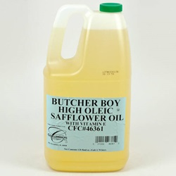 Safflower Oil, Vitamin E - 1 gal