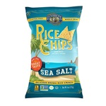 Rice Chips, Sea Salt - 6oz