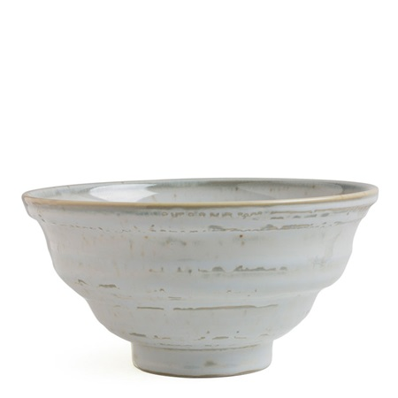 "GRAY MIST 7.75"" NOODLE BOWL"