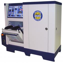 Bauer Compressors Mini Unicus integrated fill system
