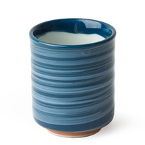 Rasen Blue 8 Oz. Teacup
