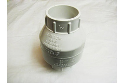 "2"" PVC Slip Swing Check Valve"