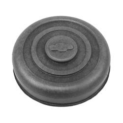 Starter button cover