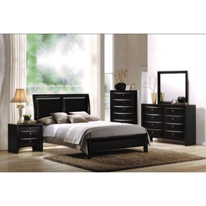 04151CK KIT - BLACK CAL.KING BED